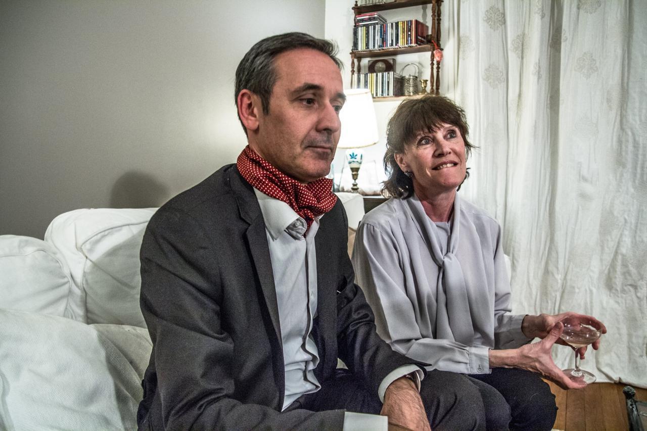 Avec Françoise Rey