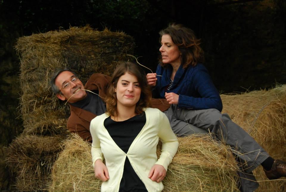 avec Béatrice Clément et Charlotte Chaudière